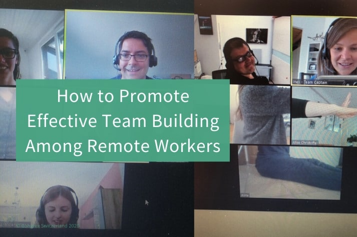 Team Building Remote Workers