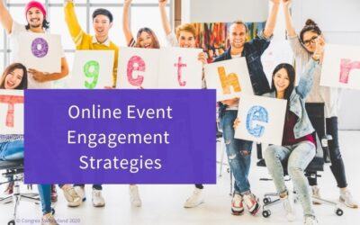 Online Event Engagement Strategies