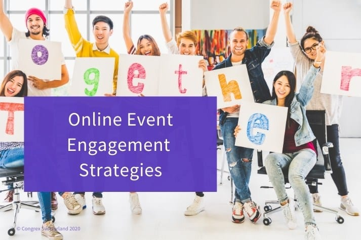 Online Event Engagement Strategies