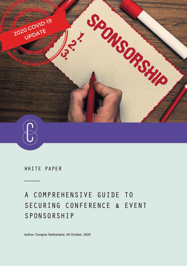 Securing Conference & Event Sponsorship