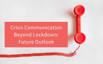 Crisis Communication Beyond Lockdown: Future Outlook