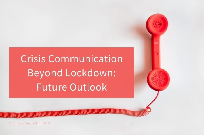 crisis communication blog image: a read classic telephone