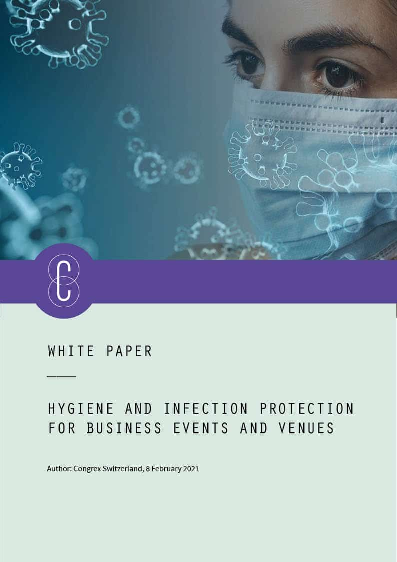 Cover Whitepaper Hygiene and Infection Protection
