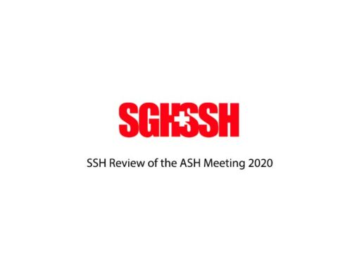 SSH Review of the ASH Meeting 2020
