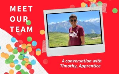 Meet Our Team: Timothy Picton  (Apprentice)