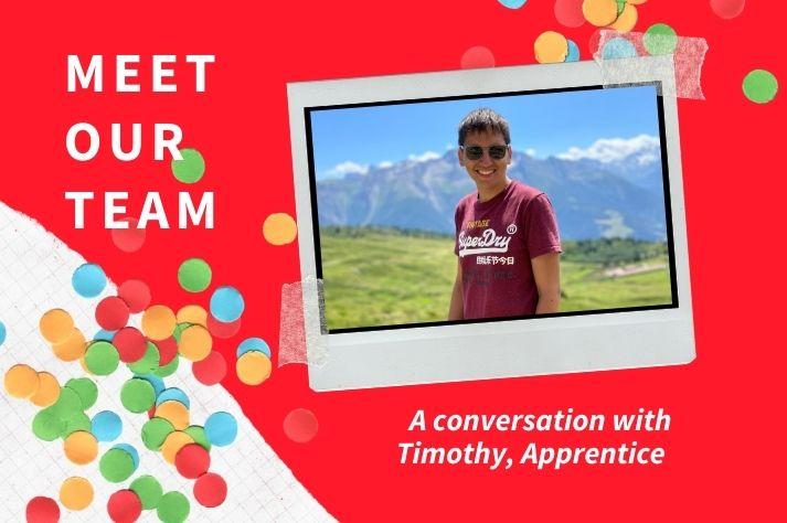 Meet the Team Timothy Picton