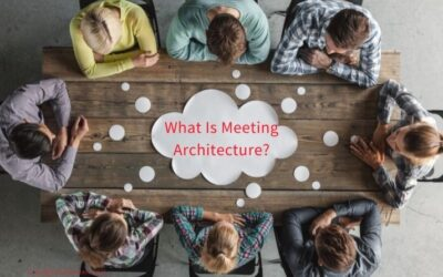 What Is Meeting Architecture?